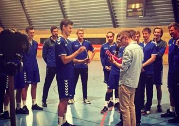 FOM zu Besuch, Folge 2: Handball Sportverein Hamburg