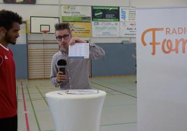 Testspiel: TSV Altenholz vs VfL Bad Schwartau 28:30