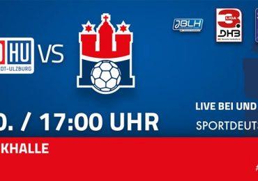 tag#8: HSG Nord HU vs Handball Sportverein Hamburg LIVE