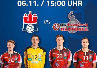 tag#9: LIVE Handball Sportverein Hamburg – MTV Braunschweig