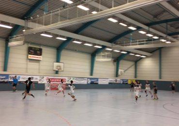 HVSH-Pokal: THW 2 gewinnt Viertelfinale in Lübeck