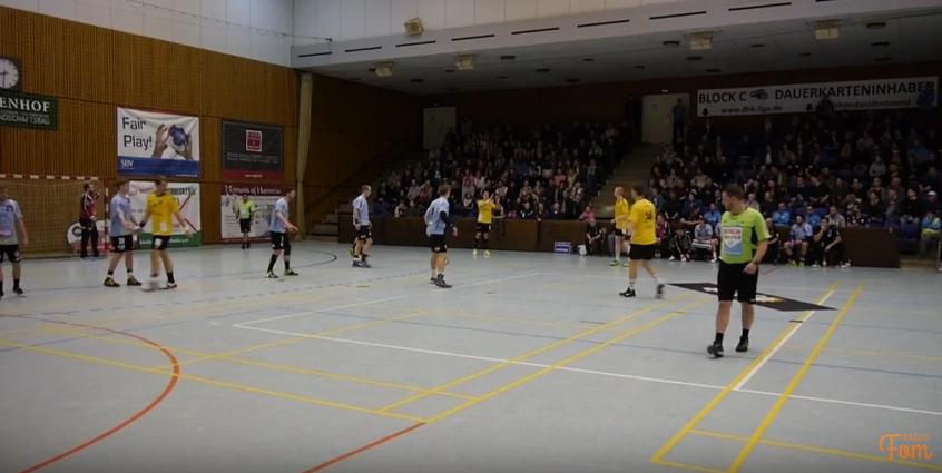 DHK Flensborg – TSV Altenholz – Das Nord-Derby Re-LIVE