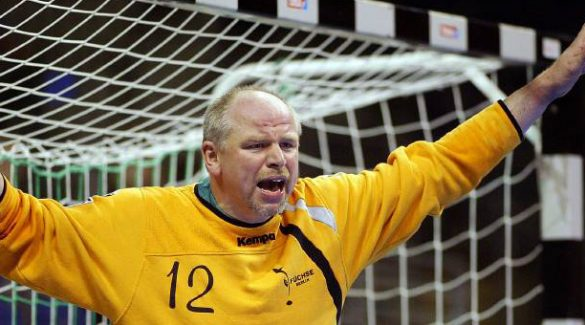 Michael Krieter neuer Haie-Coach