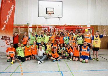 #fomzubesuch: FOM in der Handball-Ferienschule
