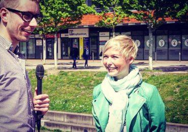 FOM trifft Anett Sattler
