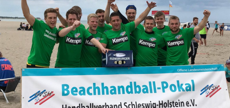 FOM beim Beachhandballpokal 2017