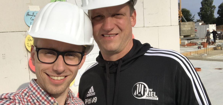 #fomderbaumeister: Baustellen-Rundgang mit Pitti Petersen