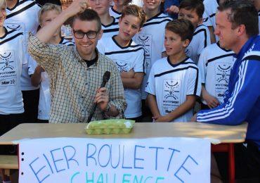 Pitti vs FOM: Egg-Roulette