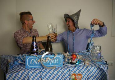 Oberliga is! Oktoberfest bei Radio FOM