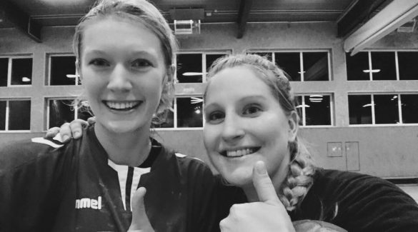 3 Fragen an: Henrike Handke und Annika Polert