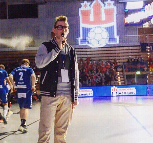 FOM als Hallensprecher in Hamburg – 2. Spieltag