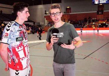 Hamburgs neuer Star Philipp Bauer bei Radio FOM