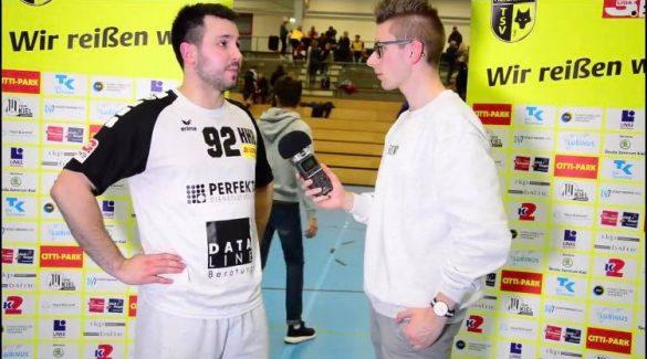 Hannover-Burgwedel: Krisengespräch mit Steffen Dunekacke