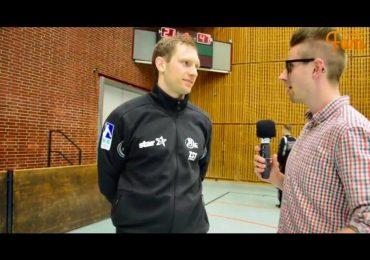 Rückrunden-Start mit dem THW Kiel: Steffen Weinhold bei FOM