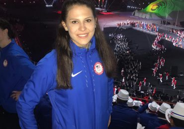 Podcast, Folge 2: Sophie Fasold über Pan American Games
