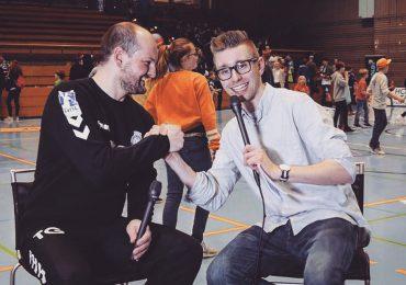 Gummersbach-Trainer Torge Greve im Podcast
