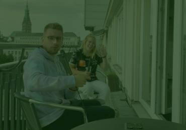 Balkon 2021, Folge 1/7: Levke Kretschmann vom MTV Heide